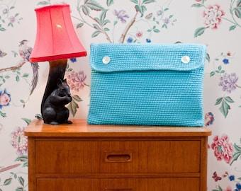 Crochet Laptop Case 15 Inch