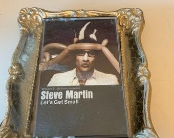 Steve Martin Cassette - Let's Get Small 1977