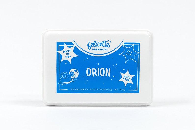 Orion Blue Multipurpose Ink Pad image 0
