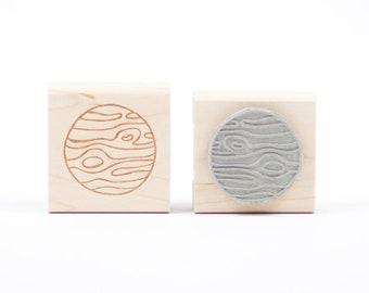Jupiter Rubber Stamp