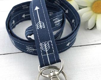 Handmade Arrow Lanyard | Popular Right Now | Teacher Lanyard | Badge Holder | Lanyards | ID Holder | ID Badge Holder | Arrows