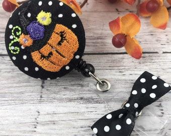 Halloween Badge Reel | Witch | RN Badge Reel | Cute Badge Reel  | Nurse Badge Reel | Badge Holder | Popular Right Now