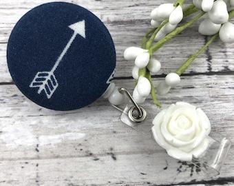 Cute Badge Reel | RN Badge Reel | Badge Reel Cute | Nurse Badge Reel | Nurse Graduation Gift | Popular Right Now | Arrow | Arrows