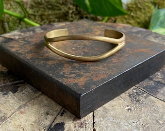 Cuff Bracelet. Brass Cuffs. Cuffs. Gold Cuffs. Cuff Bracelets. Simple Bracelets. Brass Cuffs.  Brass Bracelets. Adjustable Cuffs. Cuffs.