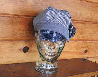 Fancy Newsboy Cap