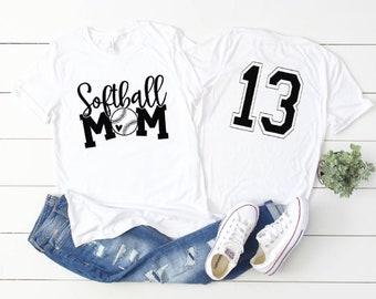 b5b4866bc Softball mom shirts