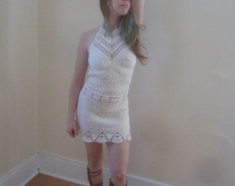 FESTIVAL DRESS, Crochet dress,  Bohemian dress, festival clothing, festival fashion, boho dress, beachwear, gypsy dress, ready to ship