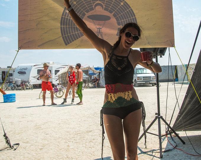 Crochet monokini, rasta, one piece, rasta mononikini, Jamican crochet swimwear,  crochet swimsuits, swimsuits, bikinis, beachwear, bikini