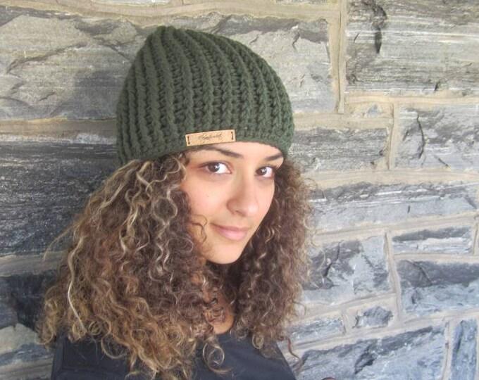 CROCHET skull cap beanie/holiday gift/gift for her/unisex beanie/ crochet hat/gift for him/crochet beanie/women's hat/ crochet winter hat