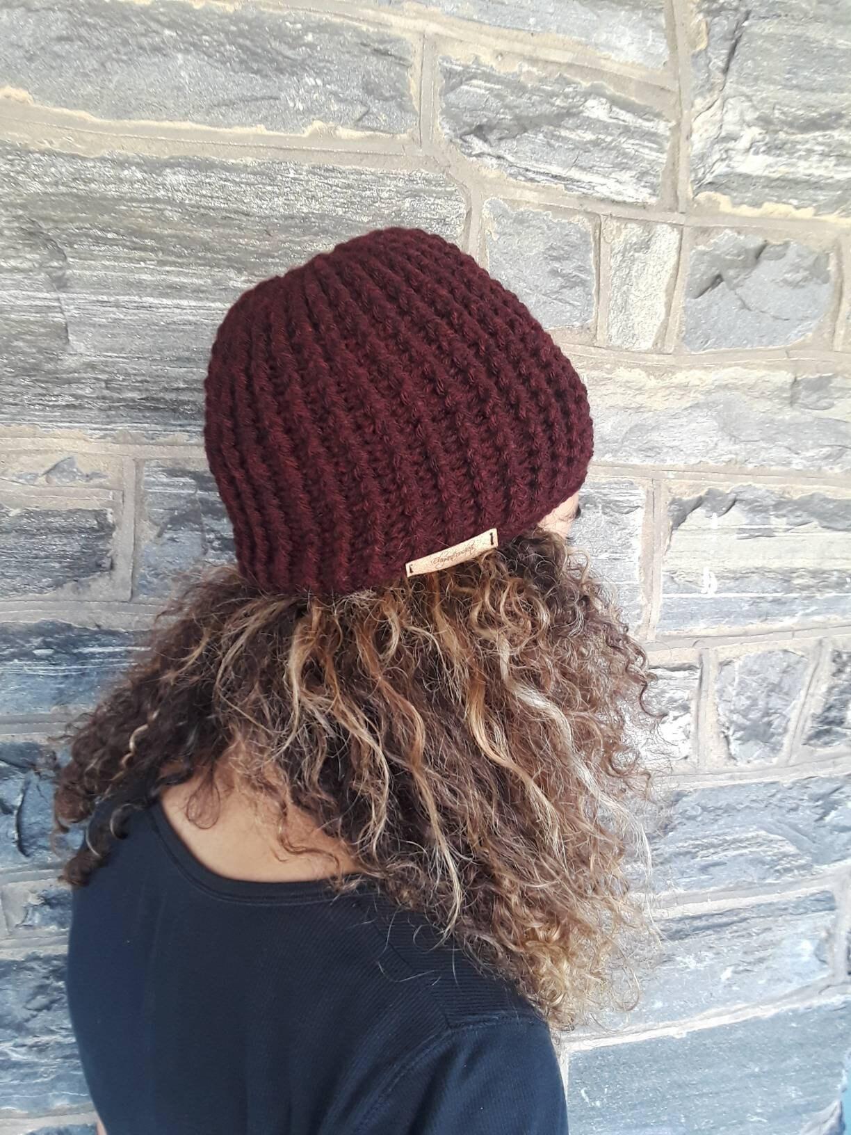 9140960907d WOMEN S HAT CROCHET beanie skull cap beanie holiday gift gift for ...