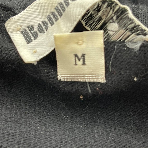 Bonnie Cashin Maxi Sweater Dress Vintage 80's Wom… - image 4