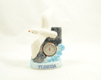 Vintage Dining Florida Souvenir Vacation Souvenir Salt and Pepper Shakers Made in Japan Seagulls