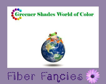 Greener Shades World of Color eBook (Instant Download)
