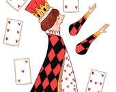 Alice in Wonderland Puppet Theater