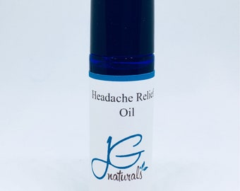 Natural Roll on relief oils Pure essential oils, headaches, menopause, dry skin, wrinkles