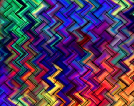 Weave 3D Designer Fashion Textile Artist Handmade Jersey Spandex Knit Fabric