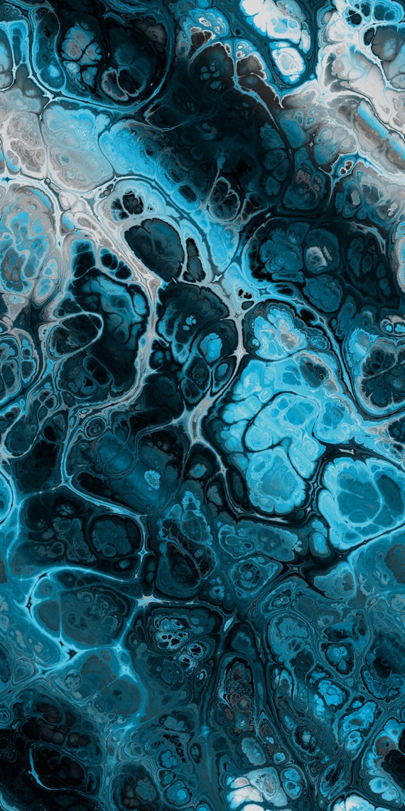 Modern UNIQUE Handmade Teal BlueVelvet Upholstery Fabric Shimmer Fiber Art Fabric