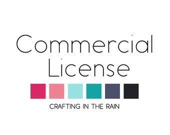Commercial License for free cut files