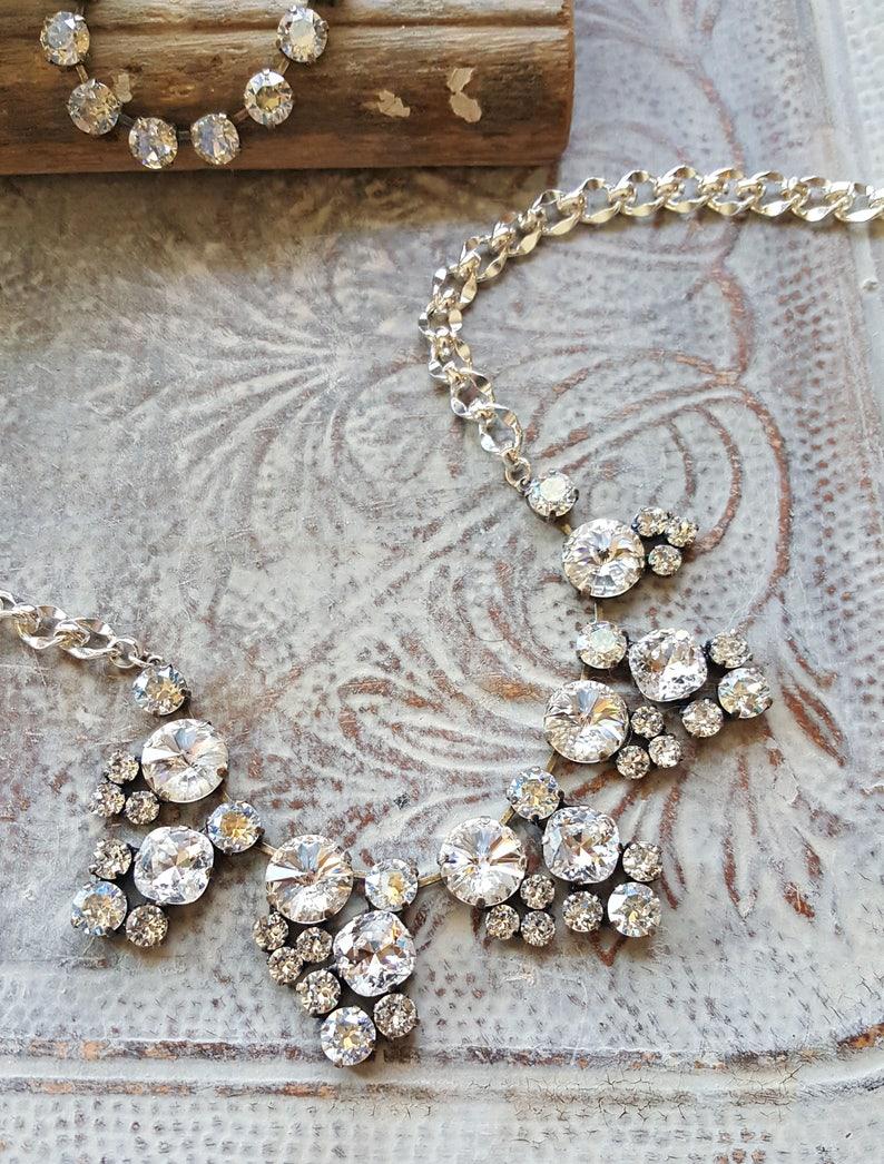 PRIMA DONNA COLLECTION Genuine Swarovski Crystal and image 0