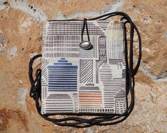 City Design Small Shoulder Bag, Crossbody Purse, Shoulder Purse, Crossbody Purse, Everyday Bag
