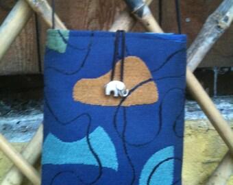 Royal Blue Mini Shoulder Bag