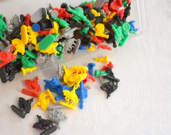 Vintage Hasbro Risk Game mixed lot Replacement Pieces