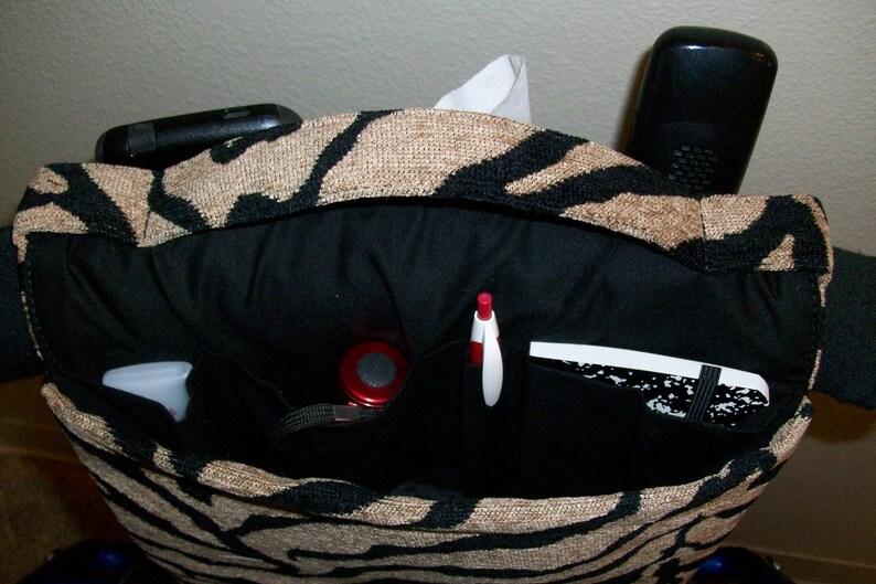 Smartie Pak 4 Walker Bag Tiger Stripe