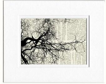 tree branches I print