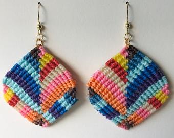 Multicolorful Friendship Earrings
