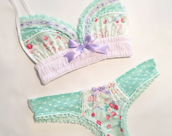 65c8e5601600 PURRFECT PINEAPPLES CRUELTY-FREE LINGERIE by PurrfectPineapples