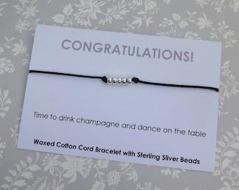 Congratulations Friendship Bracelet
