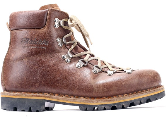 645ea0e5bff Sole Mountaineering Brown Boots Trekking Vibram Outdoors men 42 5 9 ...