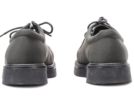 5 8 Us Homme Chaussures Années Mousse Vert 90 Wallaby Etsy Des xfxUwP