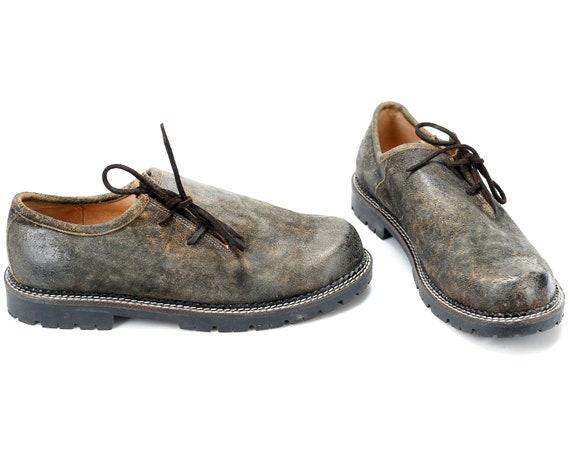c90f25c0193c2e US-Männer 10 traditionelle deutsche Schuhe Säure waschen