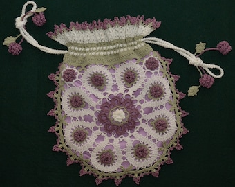 Briar Rose Purse Pattern