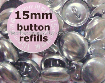 fabric cover button maker Kit 18mm 3/4 button making