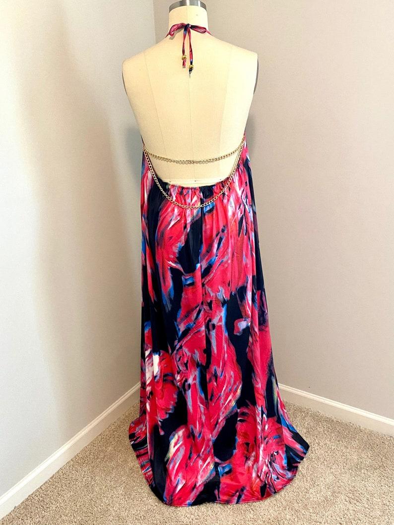 Goddess Maxi Dress