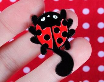 Ladycat Enamel Pins