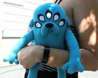 Blue Alien Jake