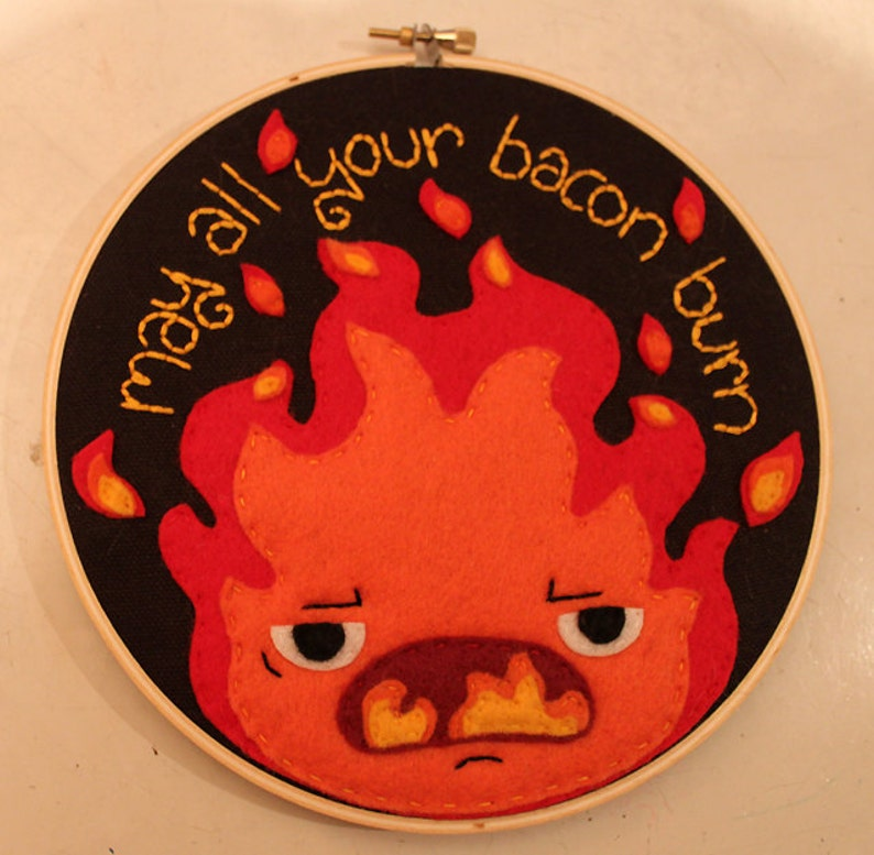 May All Your Bacon Burn image 0
