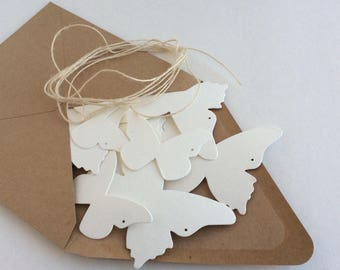 Paper Garland Craft Kit-- hearts, stars or butterflies