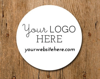 Custom Stickers Labels with Your Logo On Them