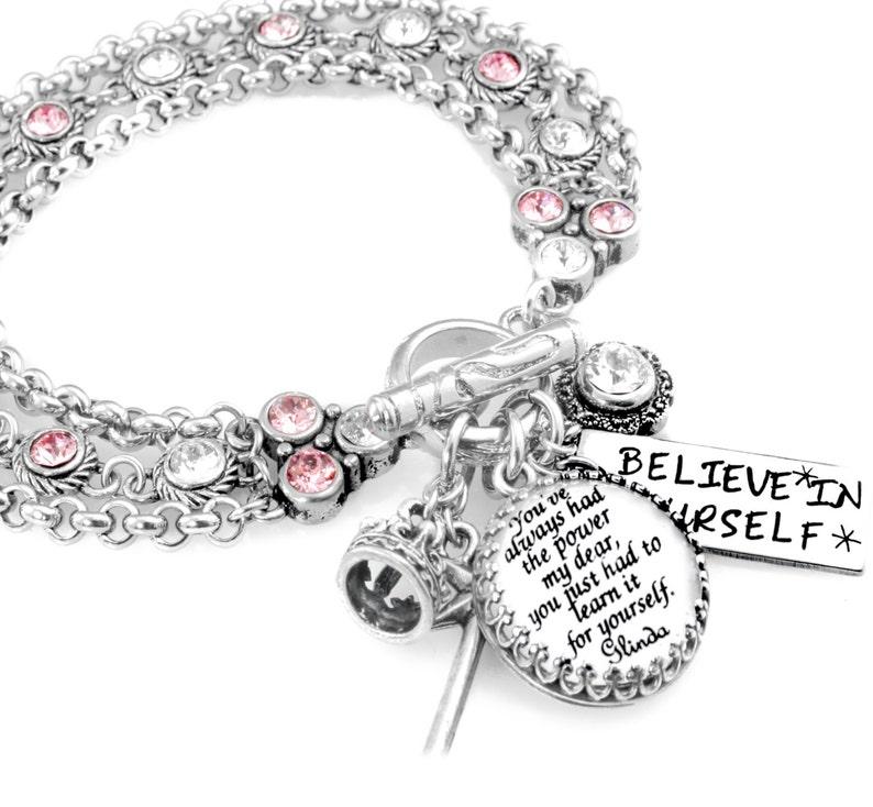 Jewelry with Quotes, Message Jewelry, Message Bracelet, Quotation Jewelry,  Spiritual Jewelry, Inspiring Jewelry