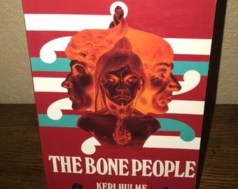 The Bone People by Keri Hulme-Paperback Book-1985