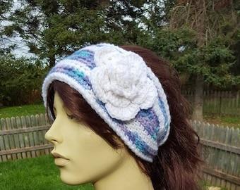 Crochet Headband pattern NO flower included
