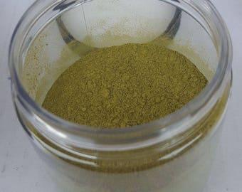 Olive Green mica