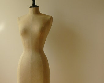 Jewelry Clothes Display Mannequin for Etsy Sellers Shop Antique French Inspired - Eve