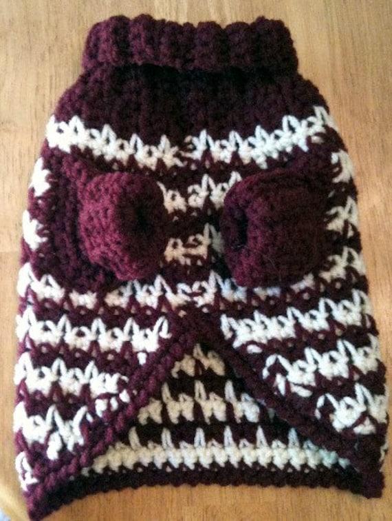 XL suéter del perro suéteres del perro EXTRA grande | Etsy