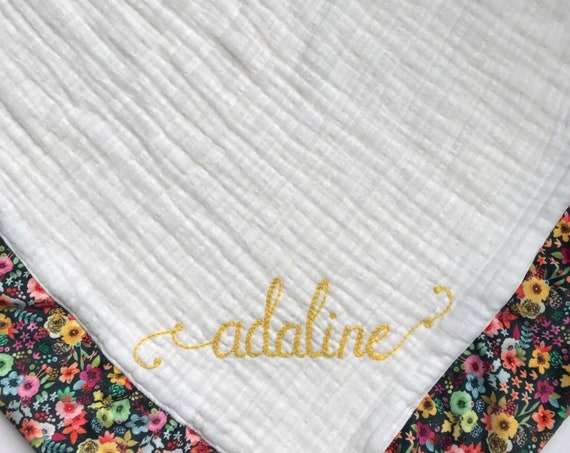 "Adaline Limited Edition Floral Frenzy 24"" Lovey"
