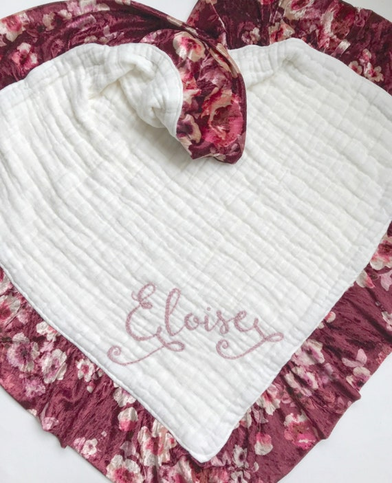 Eloise Limited Edition Floral Frenzy Lovey